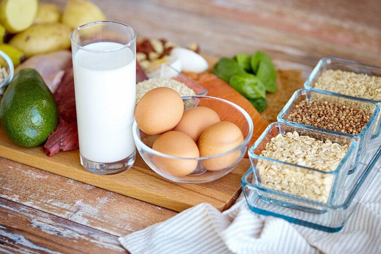 戒奶蛋瘦更快?营养师:免疫力和肌肉量恐下降 健康养生