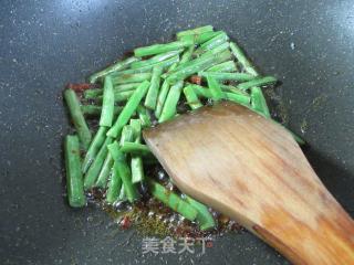 XO酱四季豆的做法步骤 家常菜谱 第7张