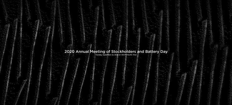 """特斯拉电池日:汽车界的""""苹果发布会"""" 消费与科技 第1张"""