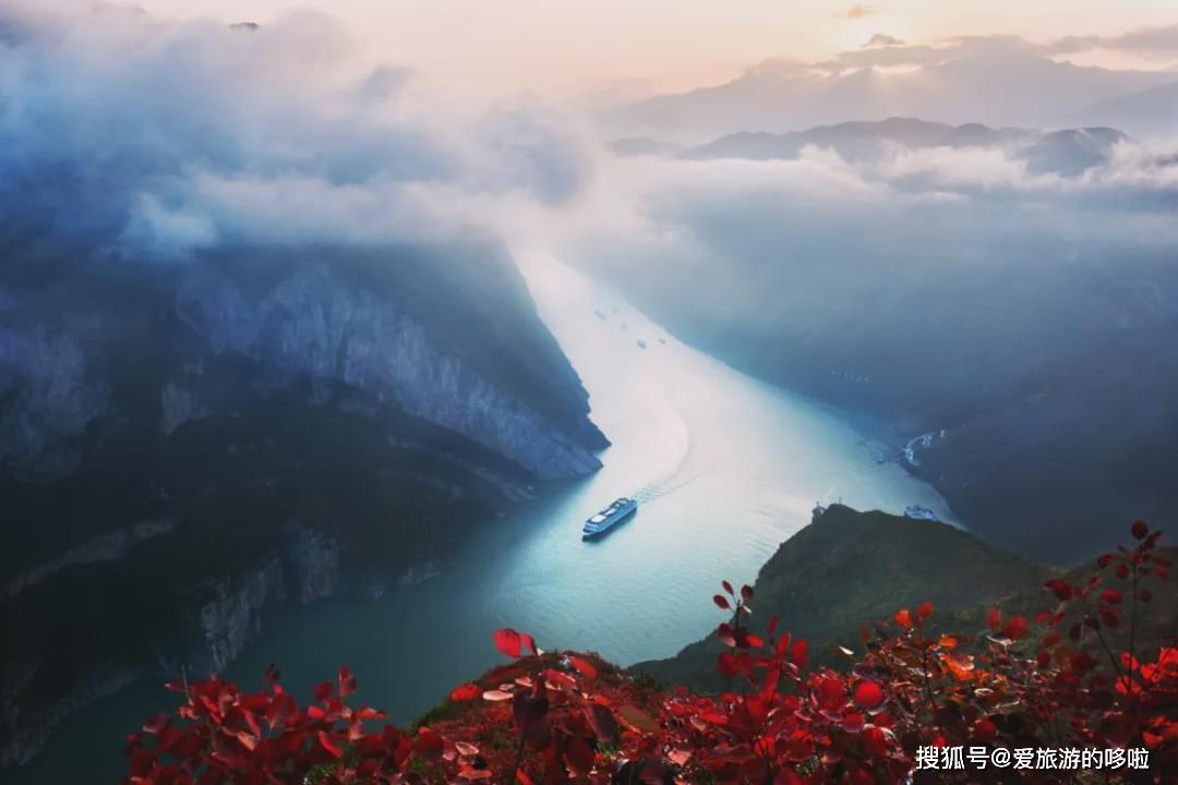 三峡之秋,完全不输日本的红叶季,手把手教你吊打票圈! 旅游资讯 第5张