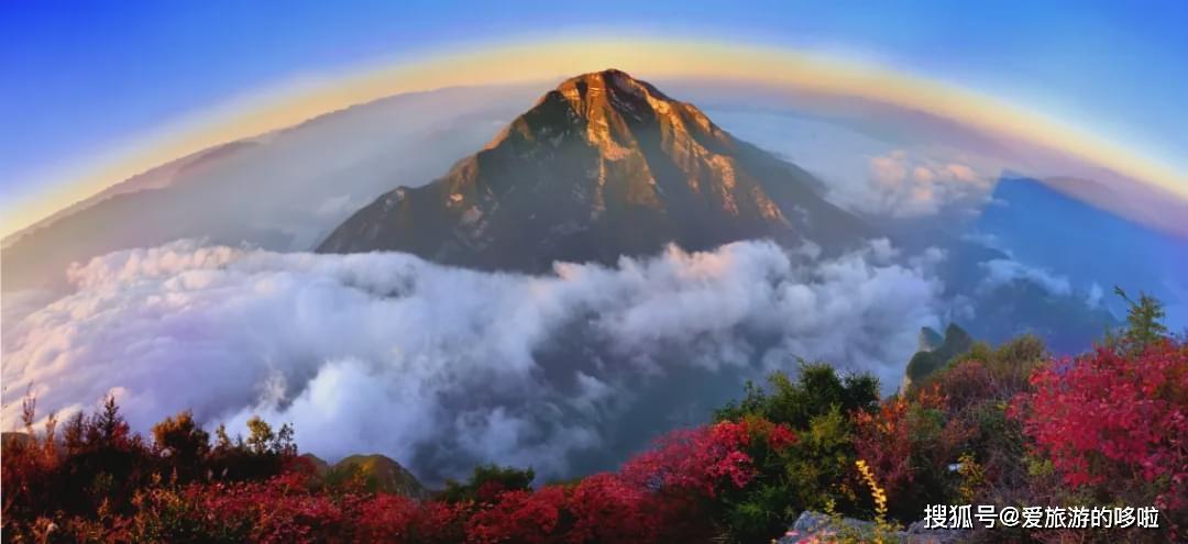 三峡之秋,完全不输日本的红叶季,手把手教你吊打票圈! 旅游资讯 第8张