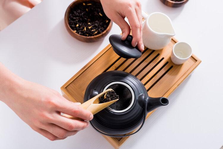 秋季适合喝什么茶?喝6种茶去火防燥 饮食文化 第3张