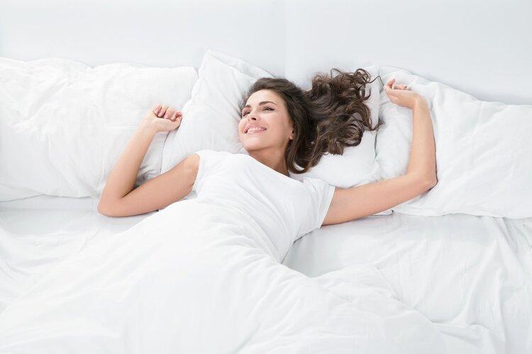 「裸睡」带给女性的好处到底多大?是时候告诉你答案了 健康养生 第3张