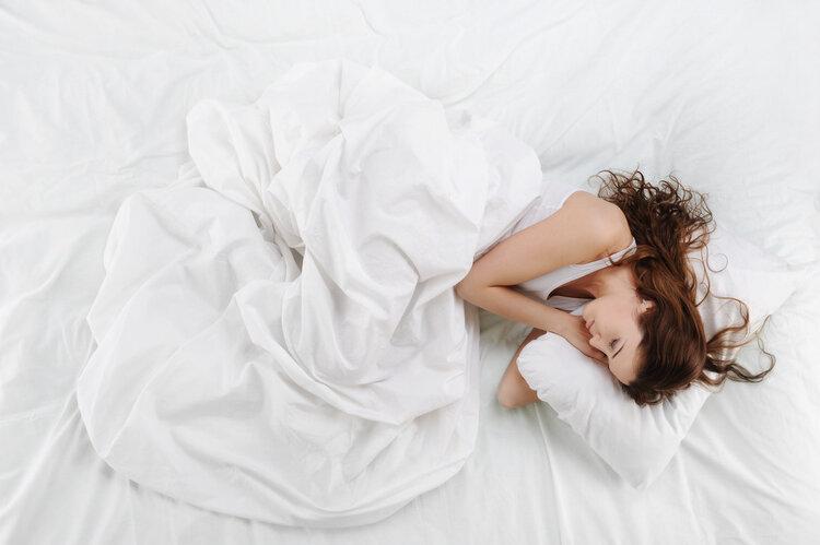 「裸睡」带给女性的好处到底多大?是时候告诉你答案了 健康养生 第2张