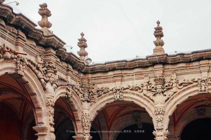 克雷塔罗⎮世界遗产之城,艺术控的扫街之旅(2) 旅游资讯 第4张