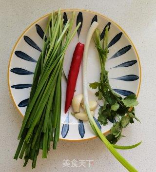 凉拌饺子皮的做法步骤 家常菜谱 第2张
