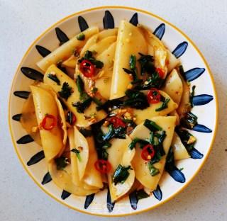凉拌饺子皮的做法步骤 家常菜谱 第23张