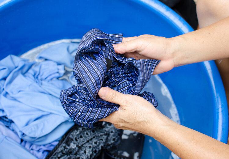 内裤和袜子一起洗,会让脚气传全身?辟谣:这3个细节不可忘记 家庭生活 第3张