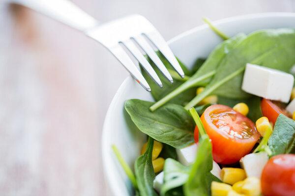盲目吃素,体重不减反增,对身体有害无益!健康吃素牢记2点 饮食文化 第2张