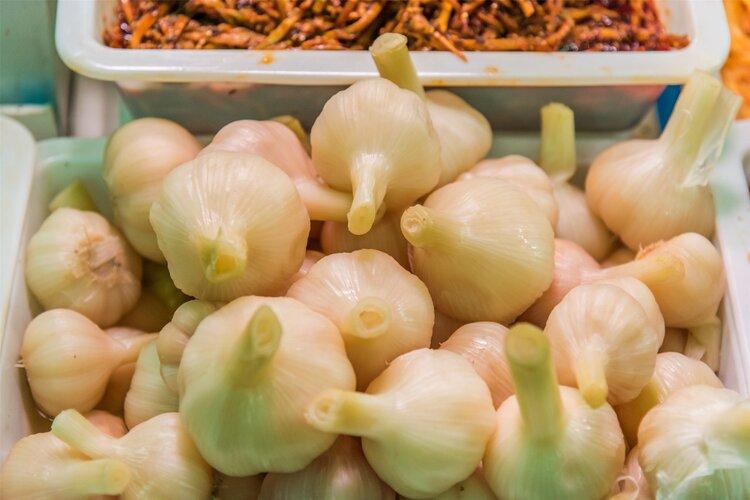 大蒜炝锅会致癌,真的假的?哪些人不能吃大蒜?今天解开你的疑惑 饮食文化 第3张