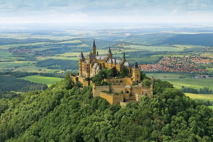 自驾德国黑森林之路,浪漫之路世遗打卡游 旅游资讯 第11张