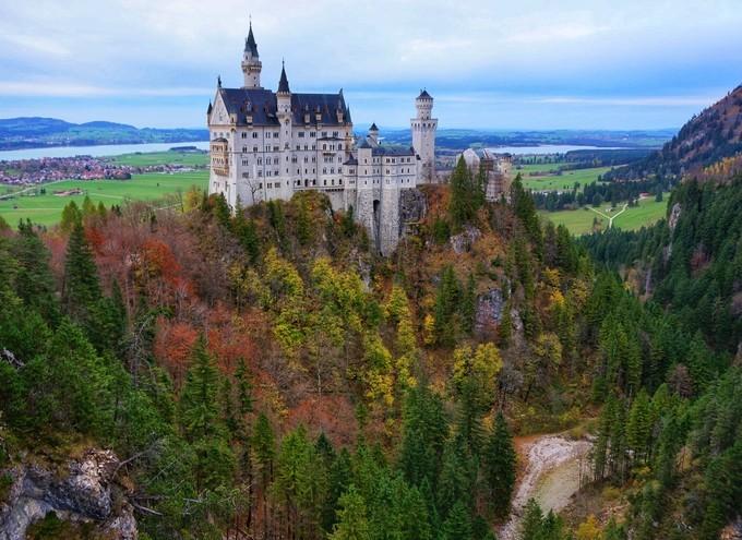 自驾德国黑森林之路,浪漫之路世遗打卡游 旅游资讯 第13张