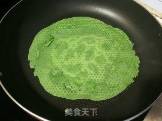 翡翠粉皮的做法步骤 家常菜谱 第5张