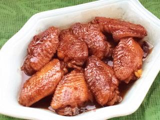椒油炖鸡翅的做法步骤 家常菜谱 第8张