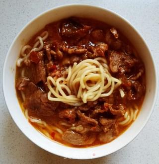 羊肉汤面的做法步骤 家常菜谱 第11张