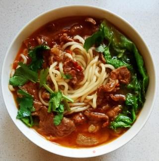 羊肉汤面的做法步骤 家常菜谱 第12张