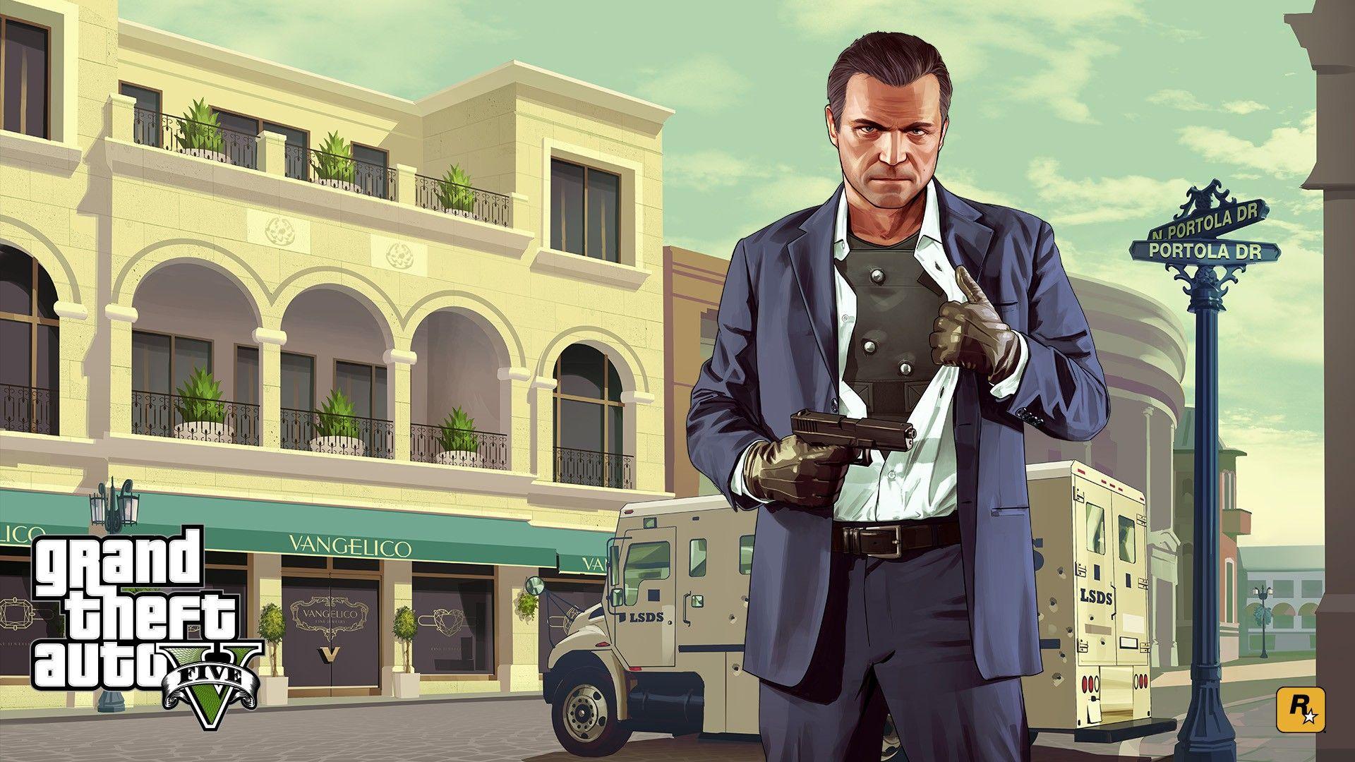 《GTA5》老麦感染新冠入院 称赞前线医护人员是真正英雄 游戏资讯 第2张