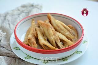 油炸沙丁鱼的做法步骤 家常菜谱 第8张