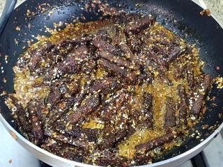 麻辣牛肉干的做法步骤 家常菜谱 第9张