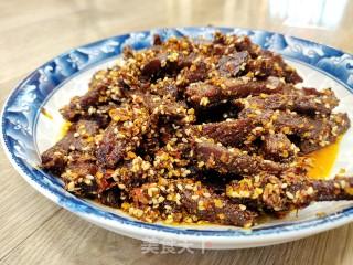 麻辣牛肉干的做法步骤 家常菜谱 第10张
