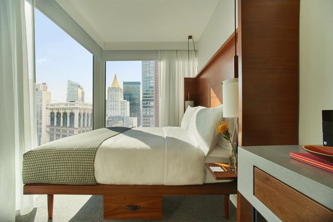 纽约丨那些你不可能错过的网红小资酒店! 旅游资讯 第4张