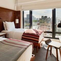 纽约丨那些你不可能错过的网红小资酒店! 旅游资讯 第8张