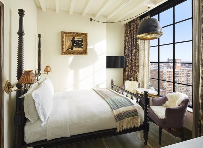 纽约丨那些你不可能错过的网红小资酒店! 旅游资讯 第12张