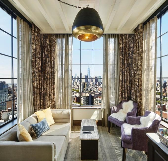 纽约丨那些你不可能错过的网红小资酒店! 旅游资讯 第13张