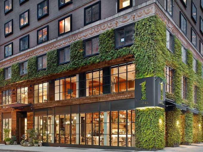 纽约丨那些你不可能错过的网红小资酒店! 旅游资讯 第32张