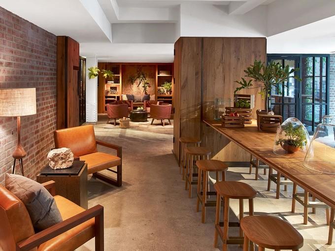 纽约丨那些你不可能错过的网红小资酒店! 旅游资讯 第34张