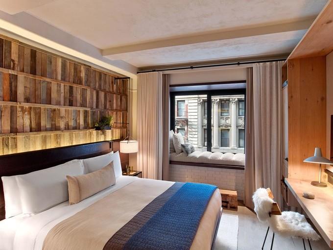 纽约丨那些你不可能错过的网红小资酒店! 旅游资讯 第35张
