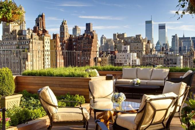 纽约丨那些你不可能错过的网红小资酒店! 旅游资讯 第38张