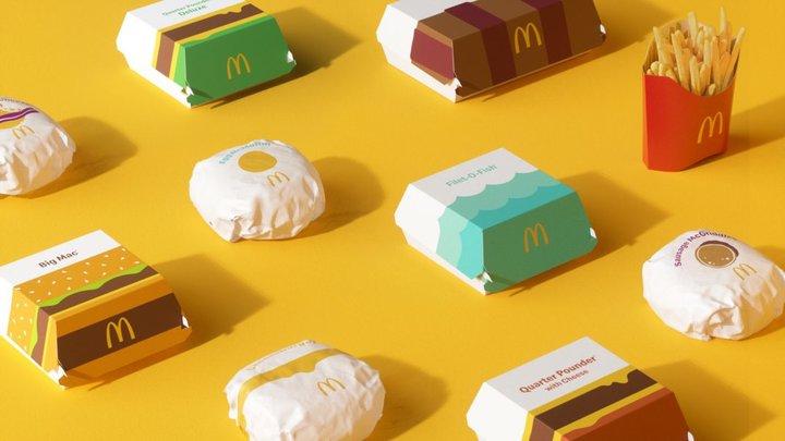 麦当劳突然宣布更换全新包装!这还是你认识的金拱门吗? 消费与科技 第1张