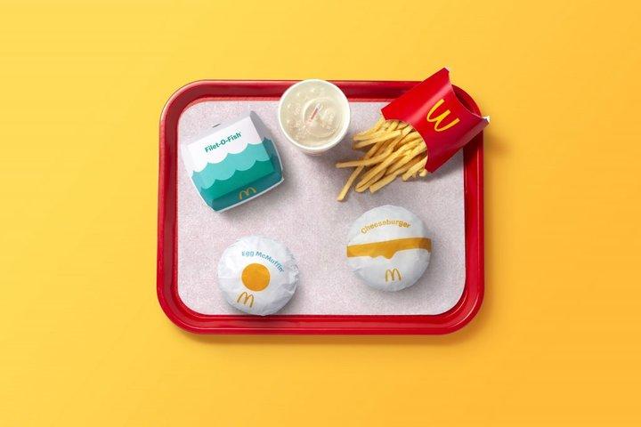 麦当劳突然宣布更换全新包装!这还是你认识的金拱门吗? 消费与科技 第3张