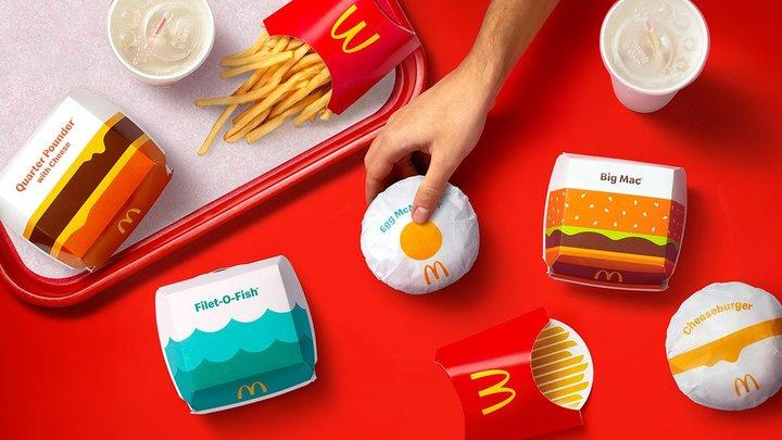 麦当劳突然宣布更换全新包装!这还是你认识的金拱门吗? 消费与科技 第11张