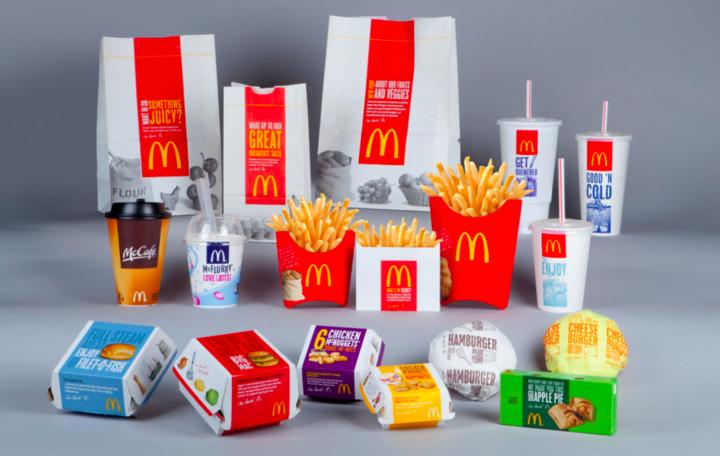 麦当劳突然宣布更换全新包装!这还是你认识的金拱门吗? 消费与科技 第18张