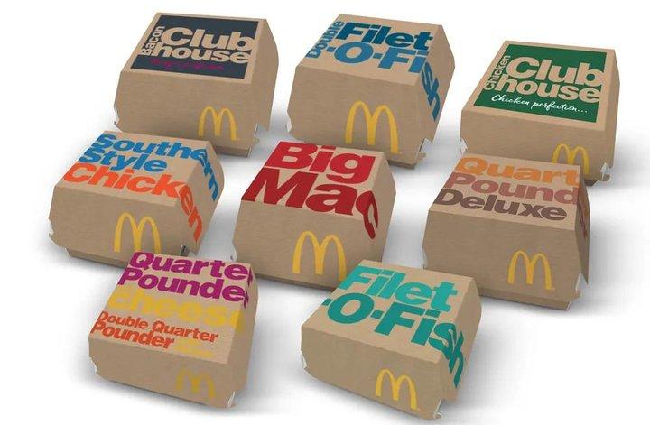 麦当劳突然宣布更换全新包装!这还是你认识的金拱门吗? 消费与科技 第21张