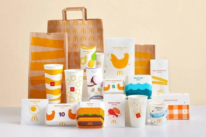 麦当劳突然宣布更换全新包装!这还是你认识的金拱门吗? 消费与科技 第24张