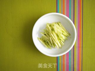 京酱肉丝的做法步骤 家常菜谱 第5张