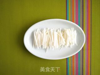 京酱肉丝的做法步骤 家常菜谱 第4张