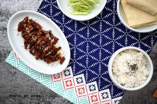 京酱肉丝的做法步骤 家常菜谱 第12张