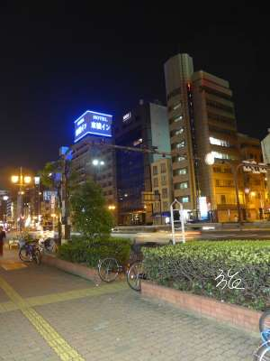 【日本】东横INN大阪难波西 旅游资讯 第10张