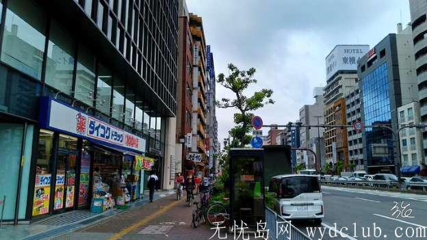 【日本】东横INN大阪难波西 旅游资讯 第19张