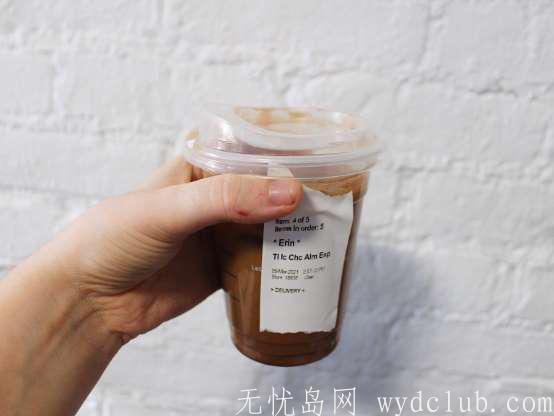 星巴克5种含咖啡因最多的饮品,如果你想提神,不如试试巧克力奶昔浓缩咖啡! 饮食文化 第10张