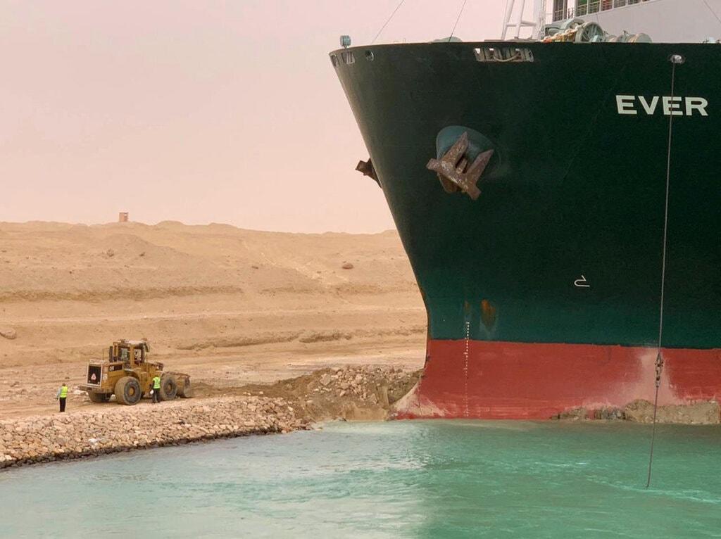 """苏伊士大塞船:非洲这阵风 每天刮走近百亿美元 引发全球""""蝴蝶效应"""" 大千世界 第4张"""