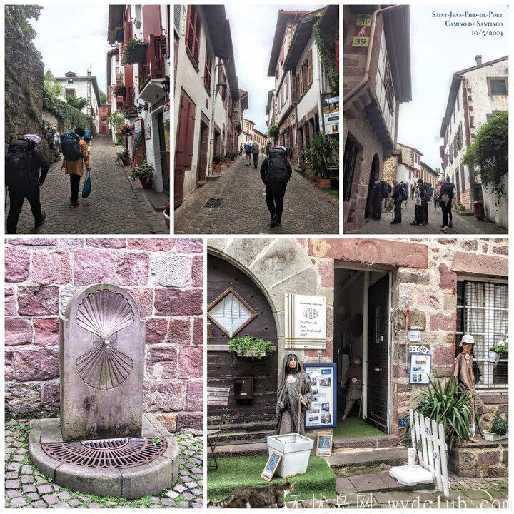 朝圣之路(法国之路)上的村庄与城镇 旅游资讯 第6张