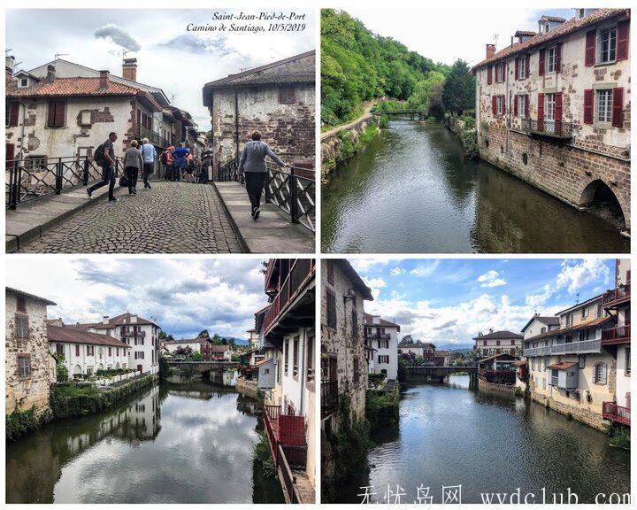 朝圣之路(法国之路)上的村庄与城镇 旅游资讯 第9张