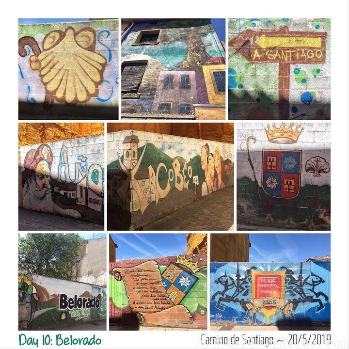朝圣之路(法国之路)上的村庄与城镇 旅游资讯 第31张