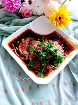 凉拌牛肉的做法步骤 家常菜谱 第8张