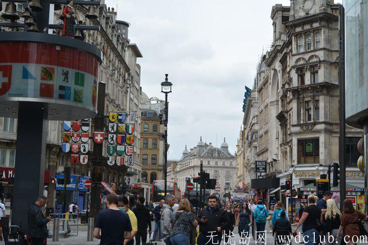 【2021英国疫情下的生活】伦敦恢复生机了吗?科芬园和卡纳比街遊记 旅游资讯 第1张